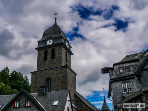 #0109 - Aukloster Monschau - Bell Tower (Kitaro)