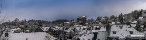 #0111 - Winterimpression Monschau 36-10 - Cold gray Morning (Nits)