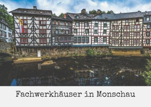 #0041 – Monschau Rurzeile vom Marktplatz - City of Dreams (Talking Heads)
