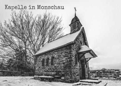 #0050 – Friedhofskapelle in Monschau - Crying in the Chappel (Presley)