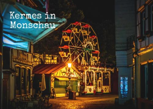 #0064 – Kermes/Kirmes in Monschau - I'm only Sleeping (Beatles)